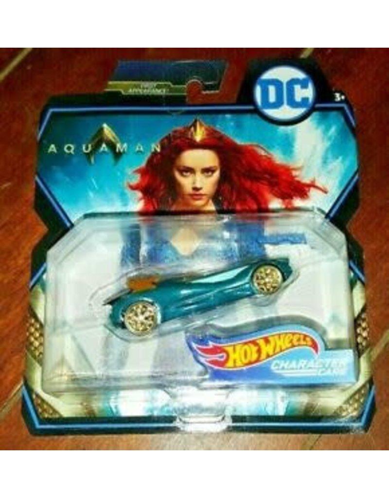 Hot Wheels DC Aquaman Mera Hot Wheels Characters
