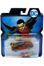Hot Wheels DC Robin 2.0T Hot Wheels Characters