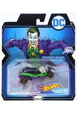 Hot Wheels DC The Joker Hot Rod Hot Wheels Characters