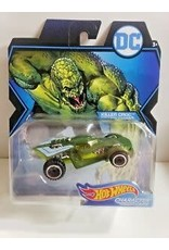 Hot Wheels DC Killer Croc Hot Wheels Characters