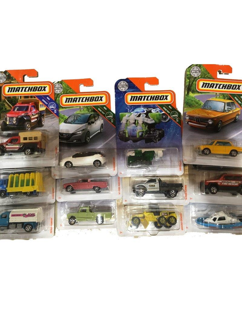 Mattel Matchbox Basic Car Assorted