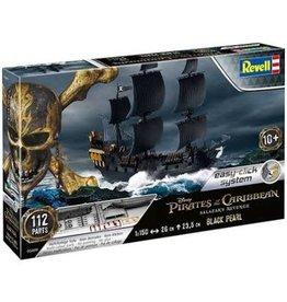 Revell Pirates of the Caribbean Salazar's Revenge Black Pearl