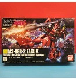 Bandai MS-06R-2 Zaku II Principality of Zeon J. Ridden's Customize Mobile Suit