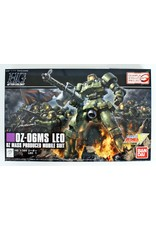 Bandai Hobby 0Z-06MS Leo 0Z Mass Produced Mobile Suit