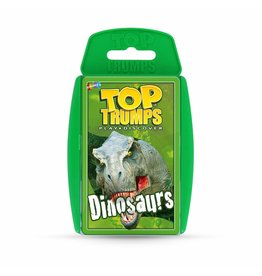 Top Trumps USA Card Game - Top Trumps Cards - Who's Got The Biggest Bite Dinosaur
