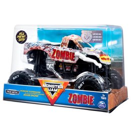 Spin Master 1:24 Monster Jam Trucks - Zombie