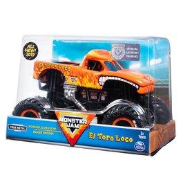 Spin Master 1:24 Monster Jam Truck - El Toro Loco
