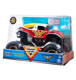 Spin Master 1:24 Monster Jam Trucks - Wonder Woman
