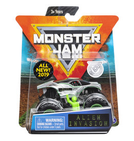 Spin Master 1:64 Monster Jam Trucks - Alien Invasion