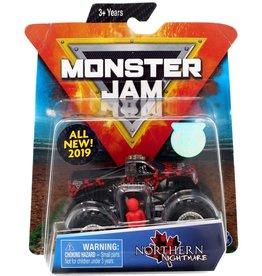 Spin Master 1:64 Monster Jam Truck - Northern Nightmare