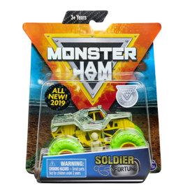 Spin Master 1:64 Monster Jam Trucks - Soldier Fortune