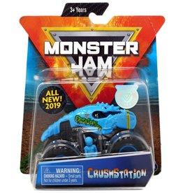 Spin Master 1:64 Monster Jam Truck - Crushstation