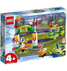 LEGO LEGO Toy Story 4 Carnival Thrill Coaster