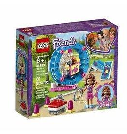 LEGO LEGO Friends Olivia's Hamster Playground