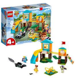 LEGO LEGO Toy Story 4 Buzz & Bo Peep's Playground Adventure