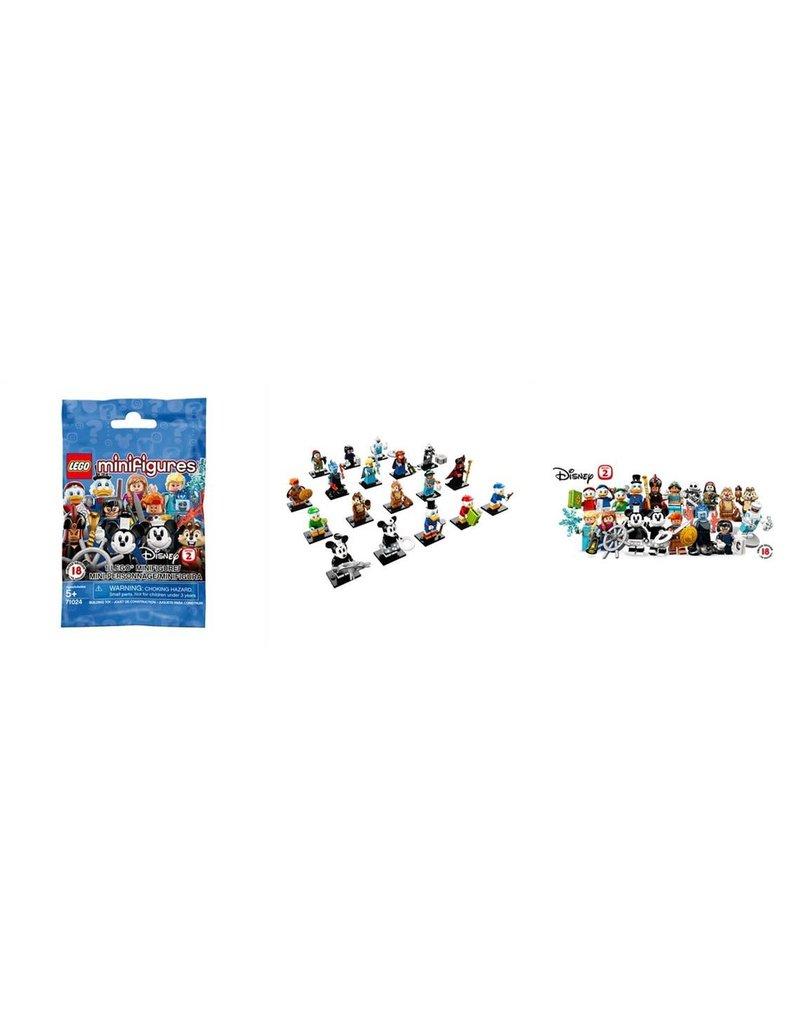 LEGO LEGO Disney Minifigures Series 2