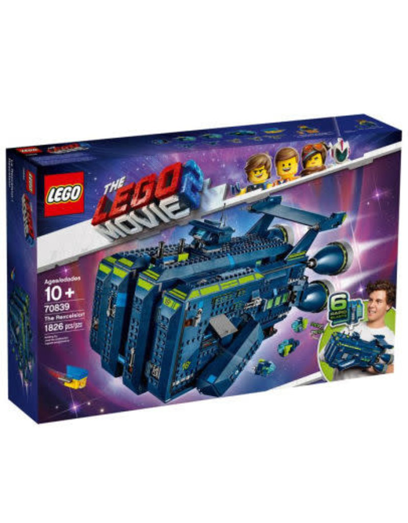 LEGO LEGO Movie 2 The Rexcelsior!