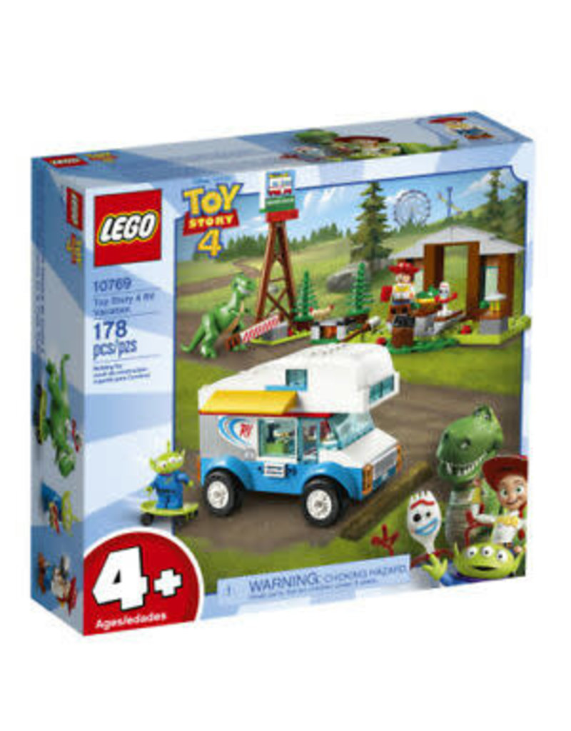 LEGO LEGO Toy Story 4: Toy Story 4 RV Vacation