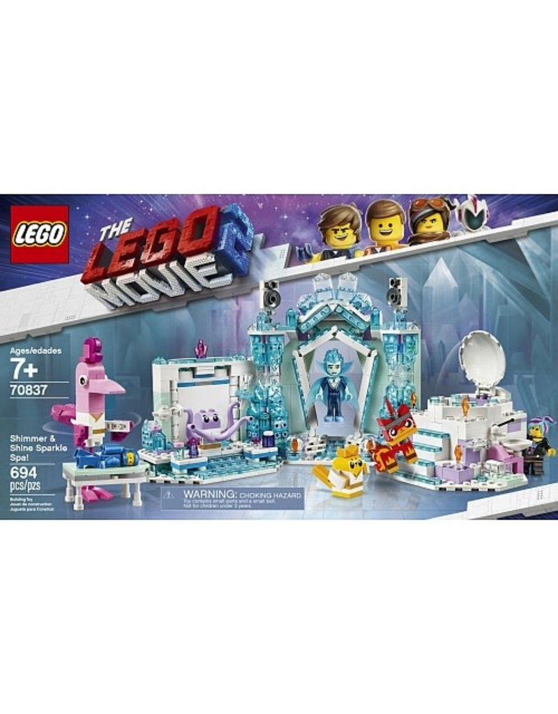 LEGO LEGO Movie 2 Shimmer & Shine Sparkle Spa!