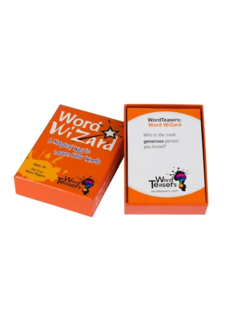 Word Teasers Game Word Teasers - Word Wizard