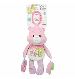 Kids Preferred Care Bears - Developmental Toy Cheer Bear - Pink