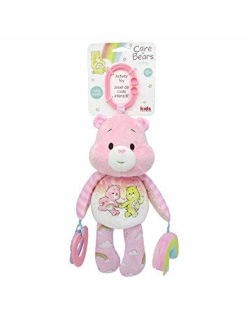 Kids Preferred Care Bears - Developmental Toy Cheer Bear - Pink