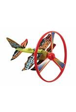 Wowtoyz Prop Shots Ripcord Launch Action - Biplane