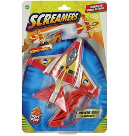 Wowtoyz Screamers Sling Shot Airplane