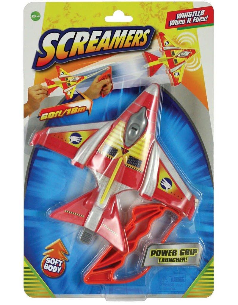 Wowtoyz Screamers Sling Shot Airplane