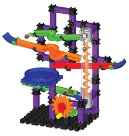 The Learning Journey Techno Gears Marble Mania - Zoomerang (100+ pcs)