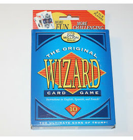 U.S. Games Systems Card Game - The Original Wizard