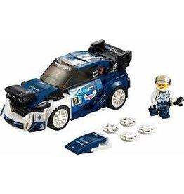 LEGO LEGO Ford Fiesta M-Sport WRC