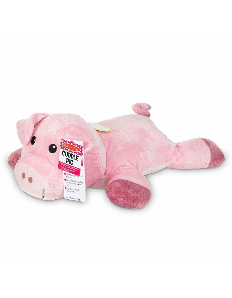 Melissa & Doug Plush Cuddle Pig