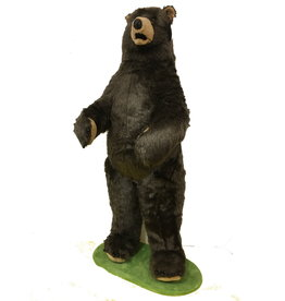 Melissa & Doug Plush Grizzly Bear