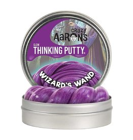 Crazy Aaron Putty Crazy Aaron's Thinking Putty - Glow - Wizard Wand