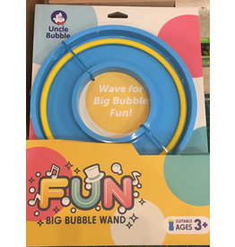 Uncle Bubble Uncle Bubble Fun Big Bubble Wand