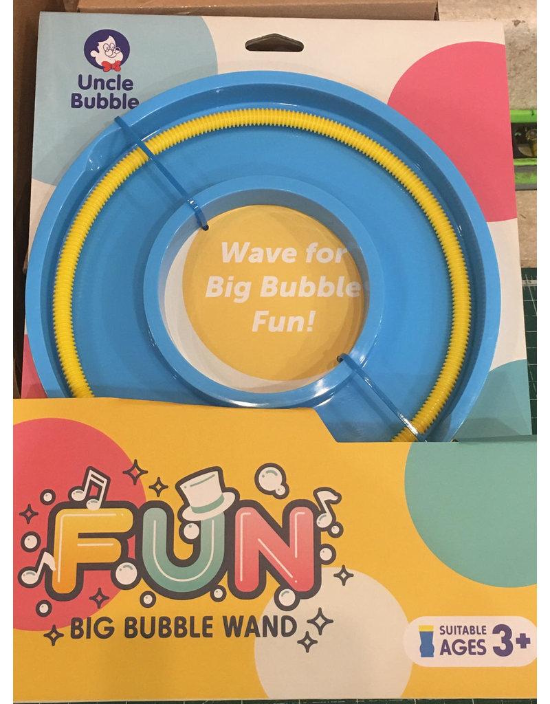 Uncle Bubble Uncle Bubble Fun Big Bubble Wand