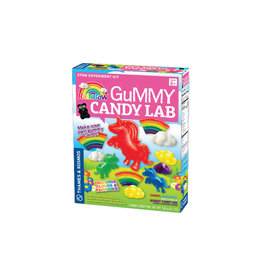 Geek & Co - Sci Thames and Kosmos Rainbow Gummy Candy Lab