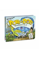 Melissa & Doug Poke-A-Dot Book: Dinosaurs A to Z