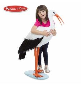 Melissa & Doug Plush Giant Stork
