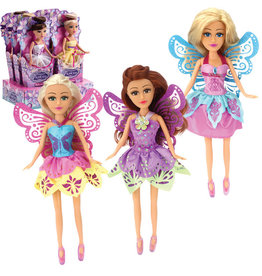 Schylling Perfect Princess Large Fairy Dolls