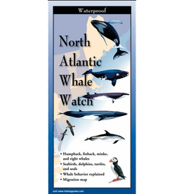 Earth Sea Sky Waterproof Guide - North Atlantic Whale Watch