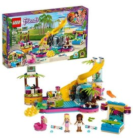 LEGO LEGO Friends Andrea's Pool Party