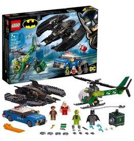 LEGO LEGO Batman Batwing and the Riddler Heist