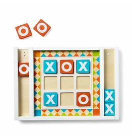 Melissa & Doug Game Wooden Tic Tac Toe