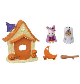 Epoch Calico Critters Halloween Playhouse