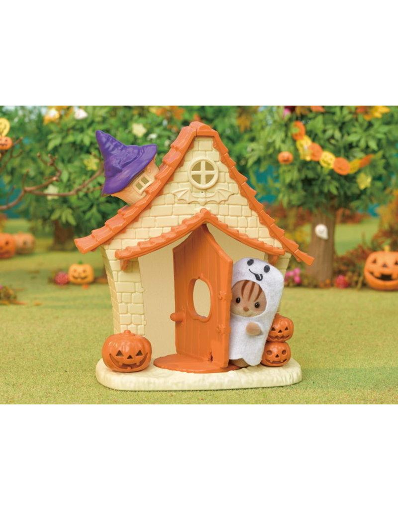 Epoch Calico Critter Halloween Playhouse