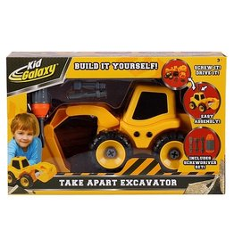 Kid Galaxy Kid Galaxy Excavator