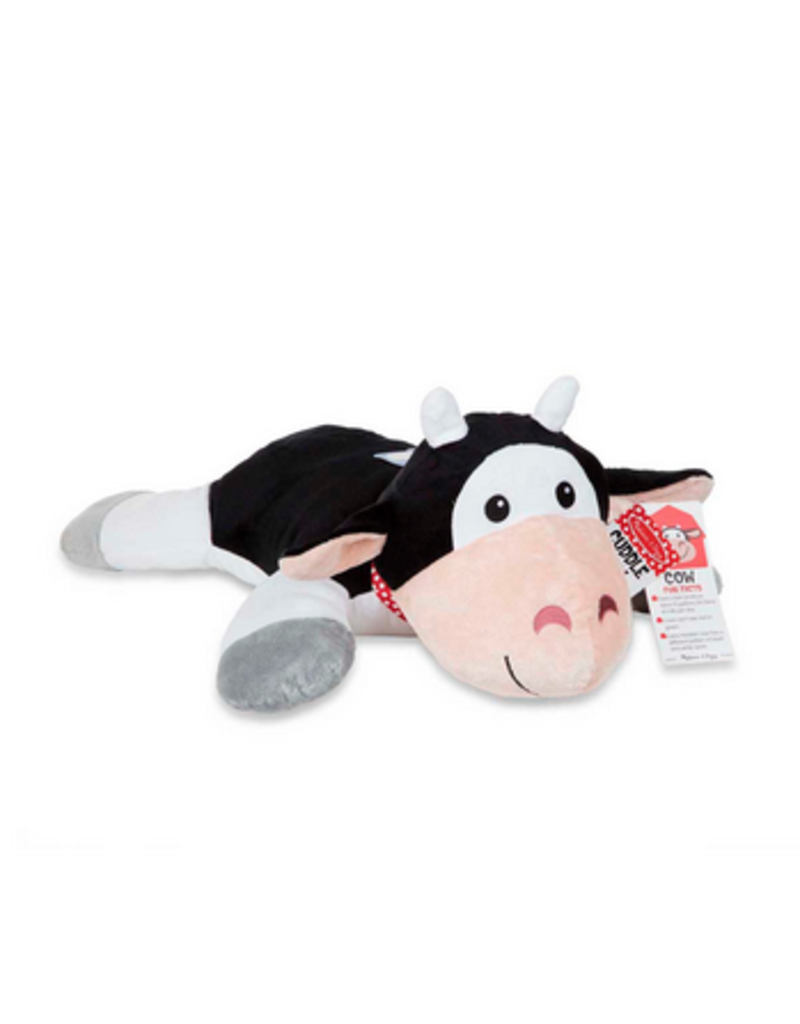 Melissa & Doug Plush Cuddle - Cow