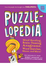 Workman Publishing Co Puzzle Book - Puzzlelopedia